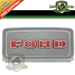 Upper Grille C9nn8a163ag For Ford Tractor 2000 3000 4000 5000 7000