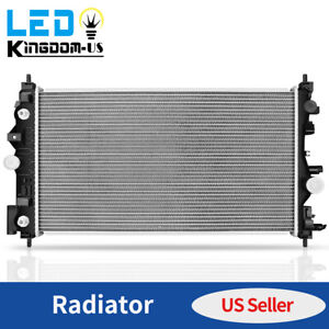 Radiator For 2010 2012 2013 2014 2015 2016 Chevy Cruze Ls Lt 1 8l W oil Cooler