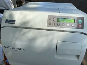 Midmark M11d Autoclave Fully Tested Runs Great