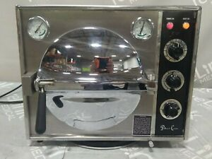 Autoclave Steam Sterilizer Used Very Clean And Functions Excellent