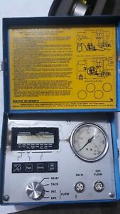 Webster Dhcr Hydratest Digital Tester Lt400r Hydraulic Tester For Parts Only