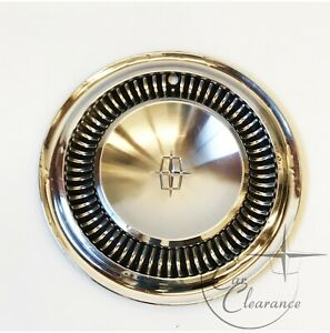 1964 1965 Lincoln Continental Wheelcover hub Cap c4vy1130a
