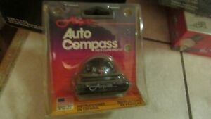 Vintage Airguide Auto Compass Made In Usa Nos