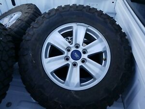 2015 To 2020 Ford F150 Wheels And Tires General Graber X3 Lt 265 70 R 17