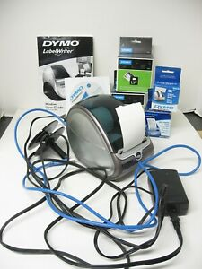 Dymo Labelwriter 400 Turbo 93176 Pc Connected Label Print With Extras
