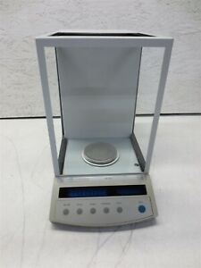 Denver Instrument Co M 220 Lab Digital Analytical Balance Scale For Parts as Is