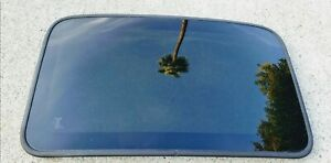 00 05 Toyota Celica Gt Gts Sunroof Sun Roof Moon Roof Glass Real Glass