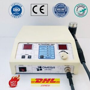 1mhz Ultrasound Therapy Device Frequency Back Pain Relief High Power Applicator