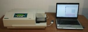 Molecular Devices Spectramax Plus Microplate cuvette Reader spectrophotometer