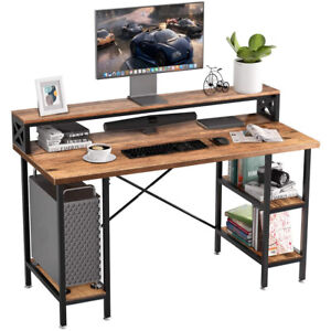 Study Computer Desk 55 Home Office Writing Small Desk modern Simple Style Table