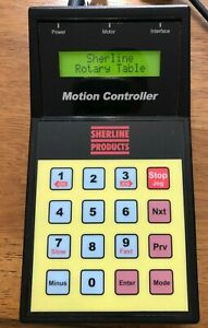 Genuine Sherline Motion Controller By Sherline Products