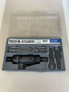 Matco Mt2880k 50 Hp Straigt Die Grinder Kit Excellent Used Free Shipping