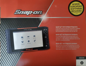 Snap on 2021 Scanner Apollo D9 Update Eesc335eur Diagnostics Scan Tool