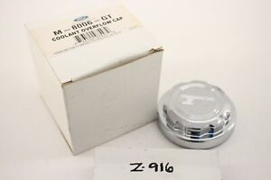 M 8006 Gt New Oem Ford Racing 1994 2014 Mustang Gt Billet Coolant Cap Chrome Nos