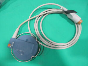 Philips Hp M1355a Toco Transducer Fetal Monitor M1355 61652