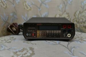 Keithley 197 Autoranging Microvolt Dmm Digital Multimeter