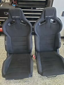 Ford Mustang Shelby Gt350 Recaro Factory Seats Front And Rear