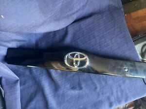 04 09 Toyota Prius Lift Gate Hatch Handle Panel Molding Trim Oem Black Toyota