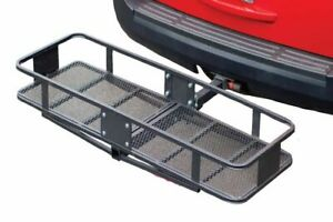 Husky Towing Trailer Hitch Cargo Carrier 81149