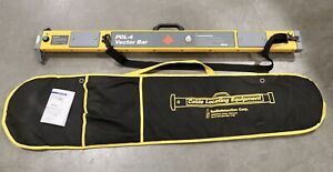 Radio Detection Pdl 4 Vector Bar Cable Pipe Utility Locator W Case untested