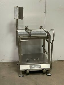 Used Face To Face Deli Buddy Meat Slicer Portable Stand Hobart Bizerba 2