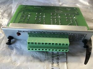 New Veeder root Tls 350 4 relay Module 329359 001