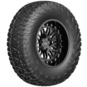 Set Of 4 Americus Rugged A tr All terrain Tires 33x12 50r20 114 S Lre 10ply