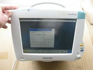 Philips Intellivue Mp50 M8004a Patient Monitor Pn M8004a
