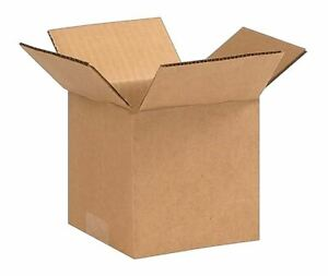 8x8x8 Acme P s Corrugated Shipping Boxes 100 Boxes