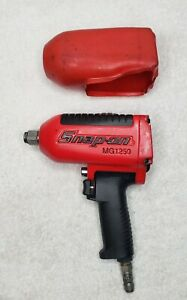 Snap On 3 4 Drive Pneumatic Air Impact Gun Wrench Mg1250