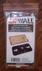Zipwall tph1 Replacement Head Non Skid Plate For Dust Barrier Poles