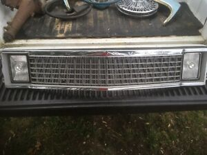 1980 80 Volare Roadrunner Oem Plymouth With Signal Lights Rare