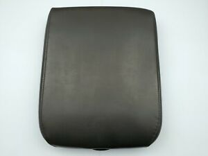 2009 2012 Dodge Ram 1500 2500 Jump Seat Center Console Lid Cover Oem Black