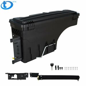 For 02 18dodge Ram 1500 2500 3500 Truck Wheel Well Storage Tool Box W lock Right