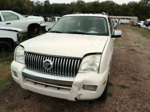 Console Front Roof Limited Sunroof With Rear Ac Fits 07 08 Explorer 287085