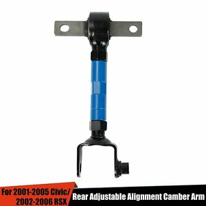 For Honda 01 05 Civic 02 06 Rsx Rear Adjustable Alignment Camber Arm Toe Kit