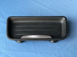 Bmw 9232068 Center Console Cup Holder Oddments Cover Tray