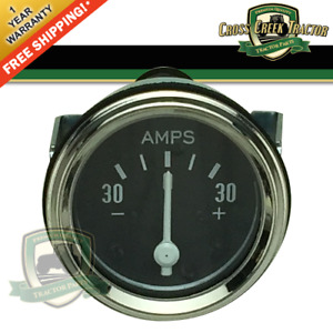 A0nn10670a Amp Meter For Case ih Tractors 54 464 574 674 2400a 2500a