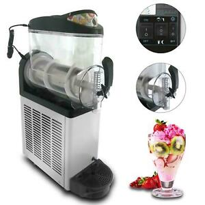 Frozen Drink Slush Slushie Ice Making Machine Juice Smoothie Maker 12l 700w