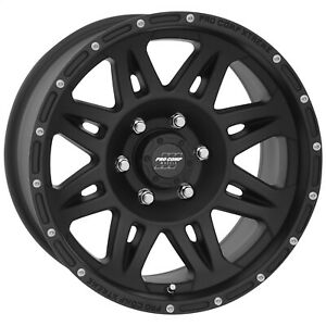 Pro Comp Alloy 7005 7883 Xtreme Alloys Series 7005 In Black Finish Universal