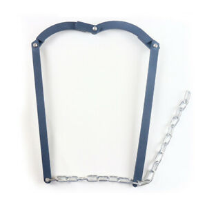 Pulling Heavy Duty Wire Fence Repair Tool Chain Home Garden Hand Operated Strain