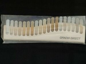 Complete New Gc Gradia Direct Shade Guide 19 Removable Shades For Gradia Direct