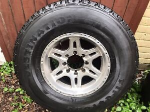 2003 04 05 06 07 08 2009 Hummer H2 Spare Tire