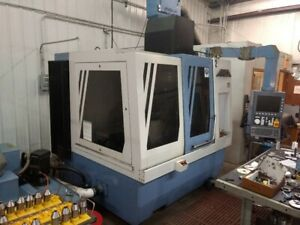 Anca Tgx Cnc 9 axis Tool Grinder W Auto Collet System Rebuilt By Anca 2014