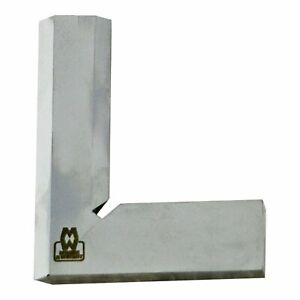 Moore And Wright 50x40mm 910 Series Precision Engineers Square Rule Mw910 02