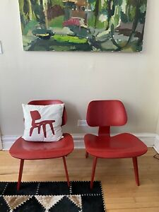 Eames Plywood Lounge From Herman Miller