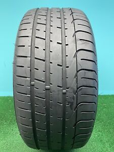 1 Great Used Pirelli Pzero 255 35r20 255 35 20 2553520 70 life
