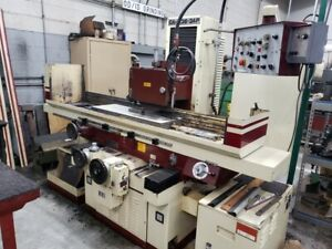 Used Olympic Chevalier Ca 1236 3ap Fully Automatic Surface Grinder Auto 12x36