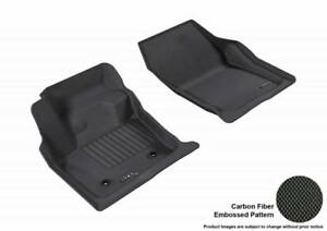 3d Maxpider 2013 2016 Fits Ford Fusion Lincoln Mkz Classic 1st Row Floor Mat