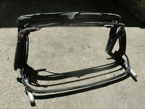1965 1966 1967 1968 Mustang Convertible Power Top Frame Bow For Parts